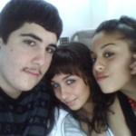 mio cugino io e mia cugina
